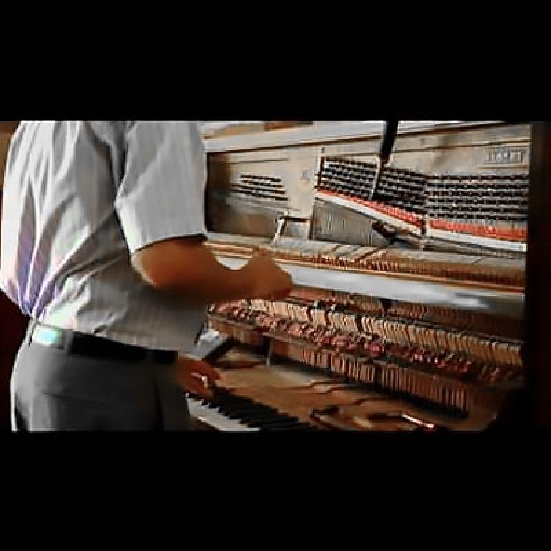 empresas que fazem conserto para piano pequeno Bixiga