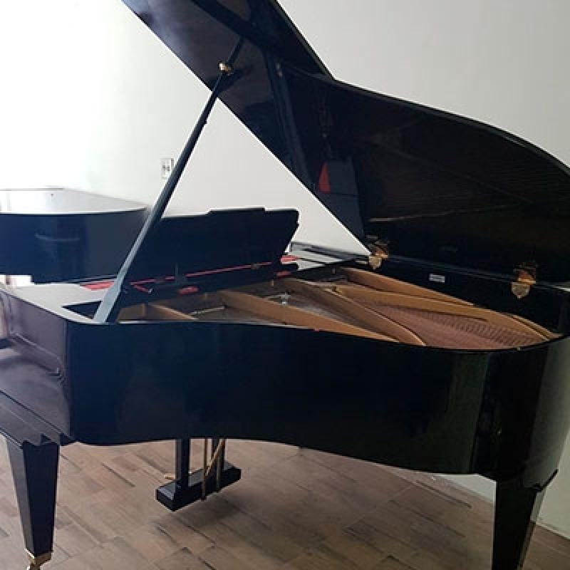 Locação de Piano de Cauda de Parede Vila Clementino - Piano de Cauda Pequeno