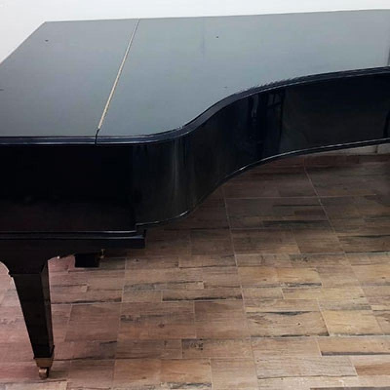 Locação de Piano de Cauda Preto Vila Medeiros - Piano Acústico de Cauda