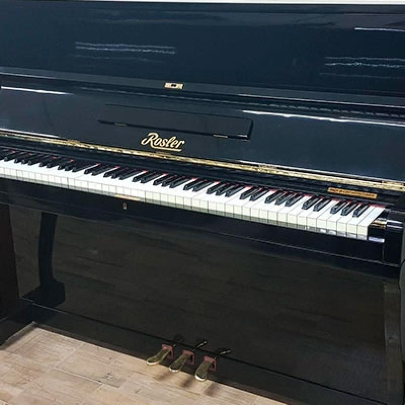 Loja de Piano Acústico Usado Vila Medeiros - Piano de Cauda Usado