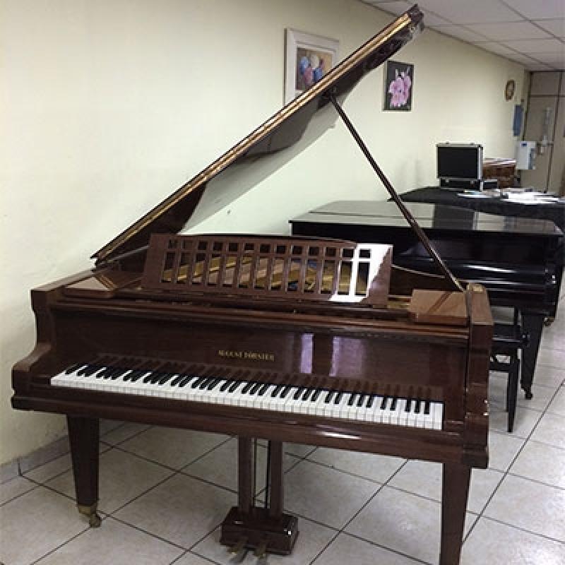 Loja de Piano Usado de Cauda Bosque da Saúde - Piano Usado