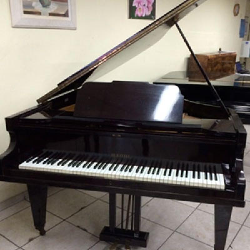 Onde Comprar Piano de Cauda Usado Limão - Piano Usado