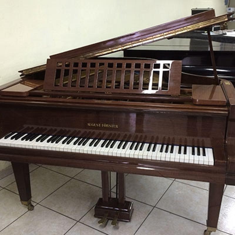 Onde Comprar Piano Usado de Cauda Parque Anhembi - Piano Vertical Usado