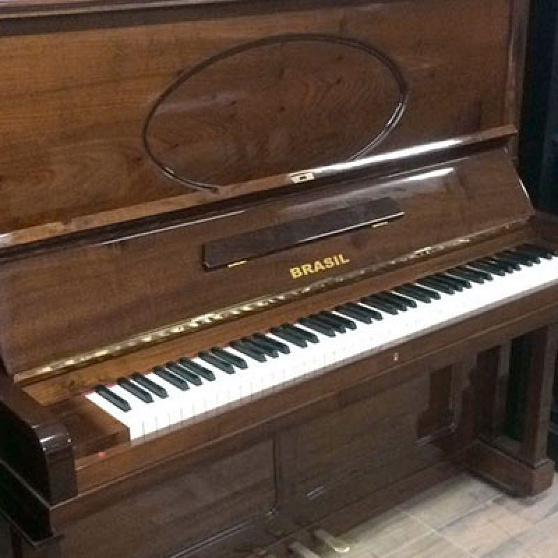 Onde Comprar Piano Vertical Acústico Usado Serra da Cantareira - Piano Usado