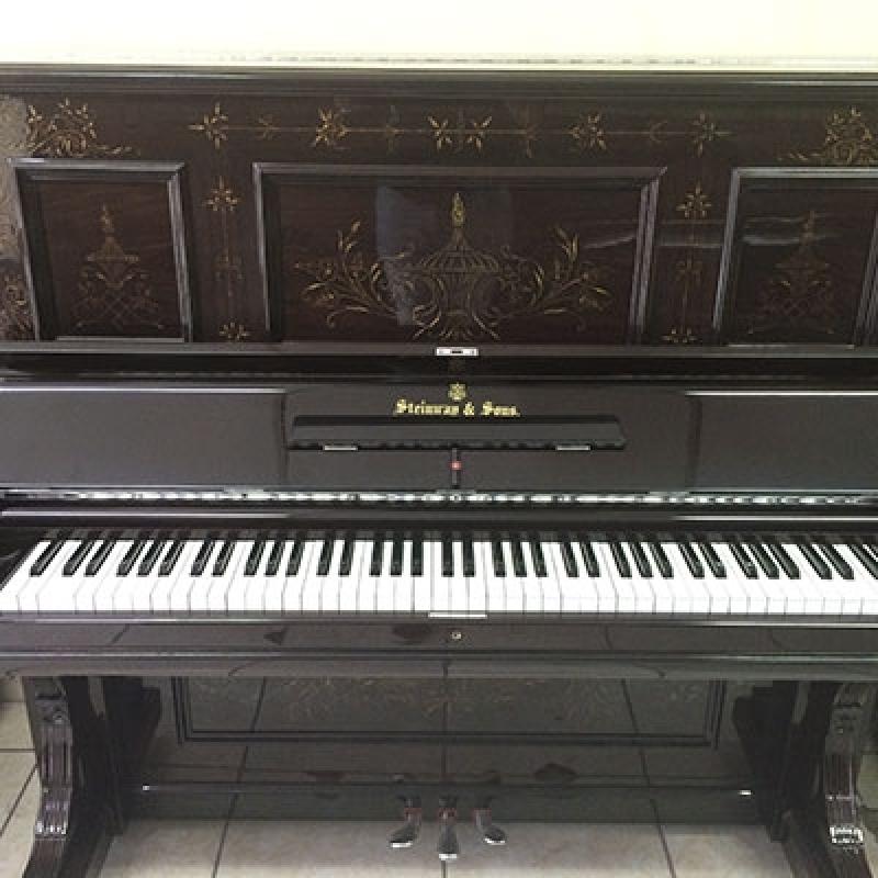 Onde Compro Piano Antigo Acústico de Madeira Vila Prudente - Piano de Madeira Acústico