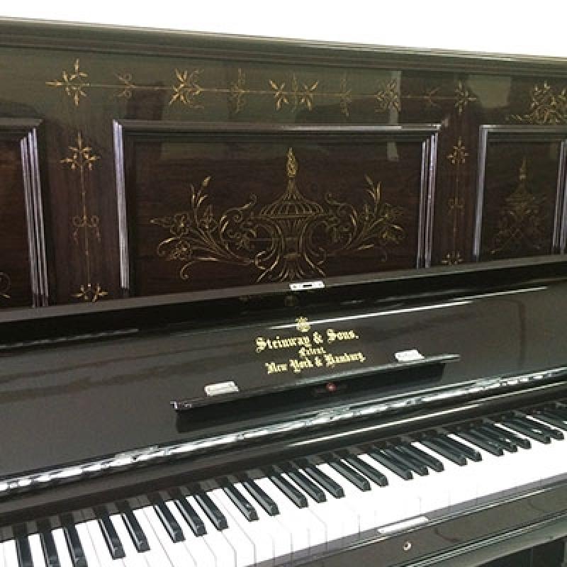 Onde Compro Piano Antigo Acústico Cidade Ademar - Piano de Madeira Acústico