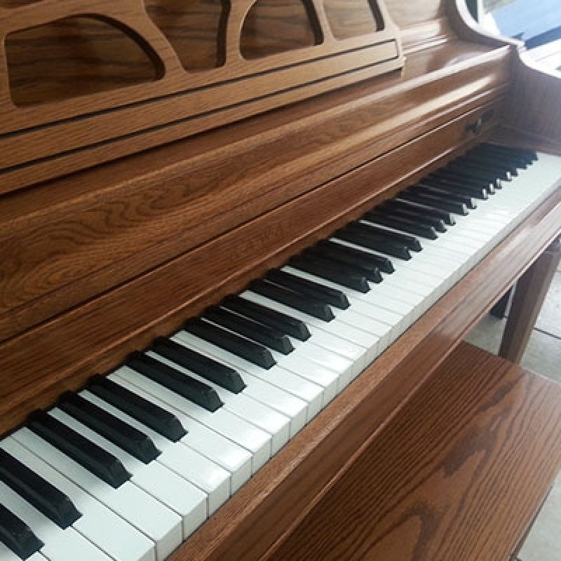 Onde Compro Piano de Madeira Acústico Vila Regente Feijó - Piano Antigo Acústico