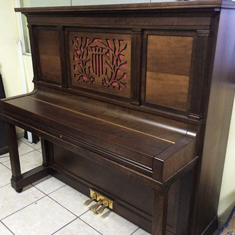 Orçamento de Piano Acústico Alemão Guarulhos - Piano Antigo Acústico
