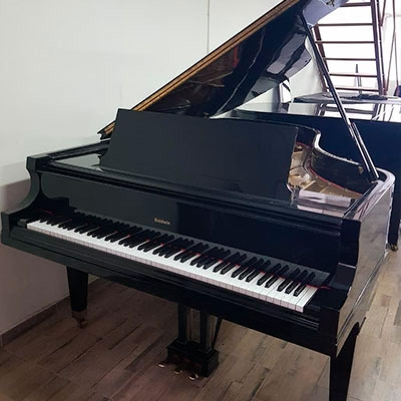 Orçamento de Piano Acústico Cauda Jockey Club - Piano Antigo Acústico