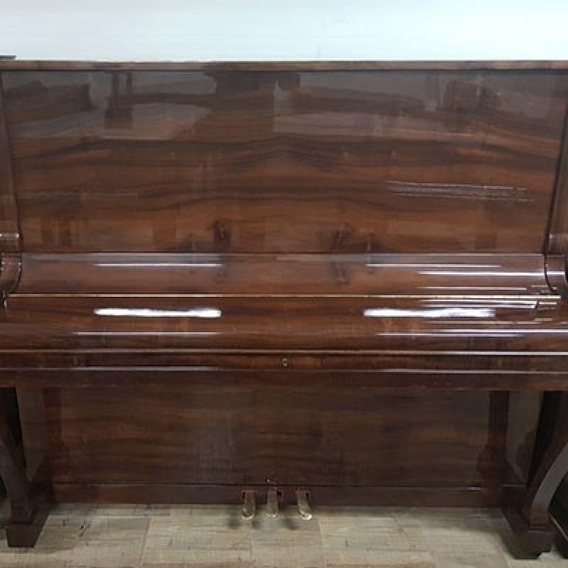Piano Acústico Clássico Água Branca - Piano Antigo Acústico de Madeira