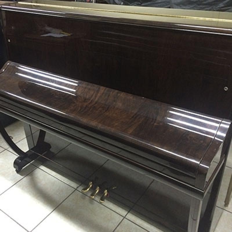 Piano Antigo Acústico de Madeira Valores Jardim São Paulo - Piano de Madeira Acústico