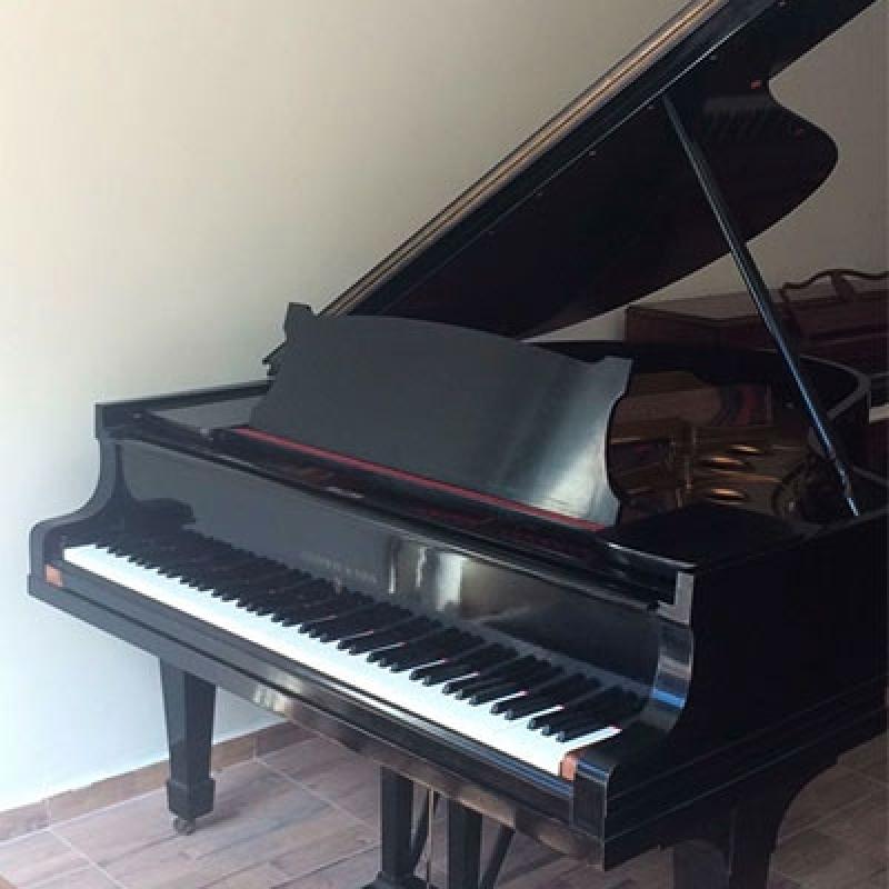 Piano Cauda Usado Freguesia do Ó - Piano de Meia Cauda