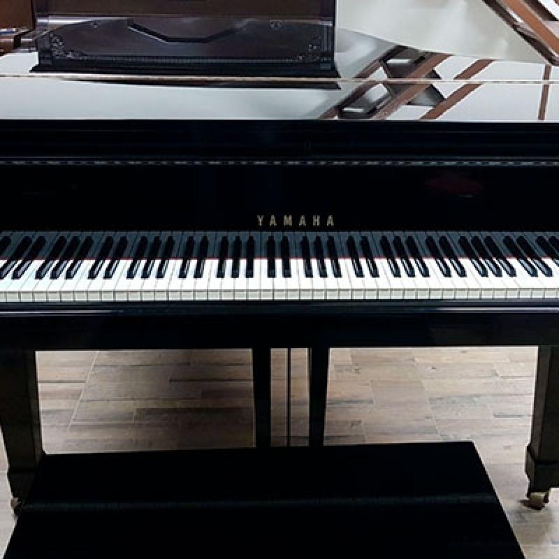 Piano de Meia Cauda Jardim América - Piano de Cauda Pequeno