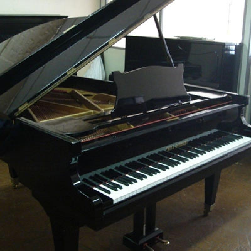 Piano Usado de Cauda Sacomã - Piano de Cauda Usado