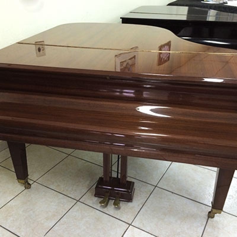 Piano Usado Vila Andrade - Piano Acústico Madeira Usado