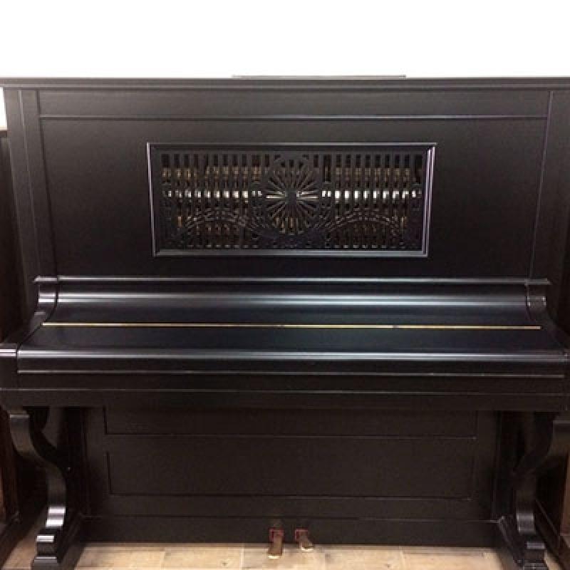 Piano Vertical Acústico Usado Guararema - Piano Usado de Cauda
