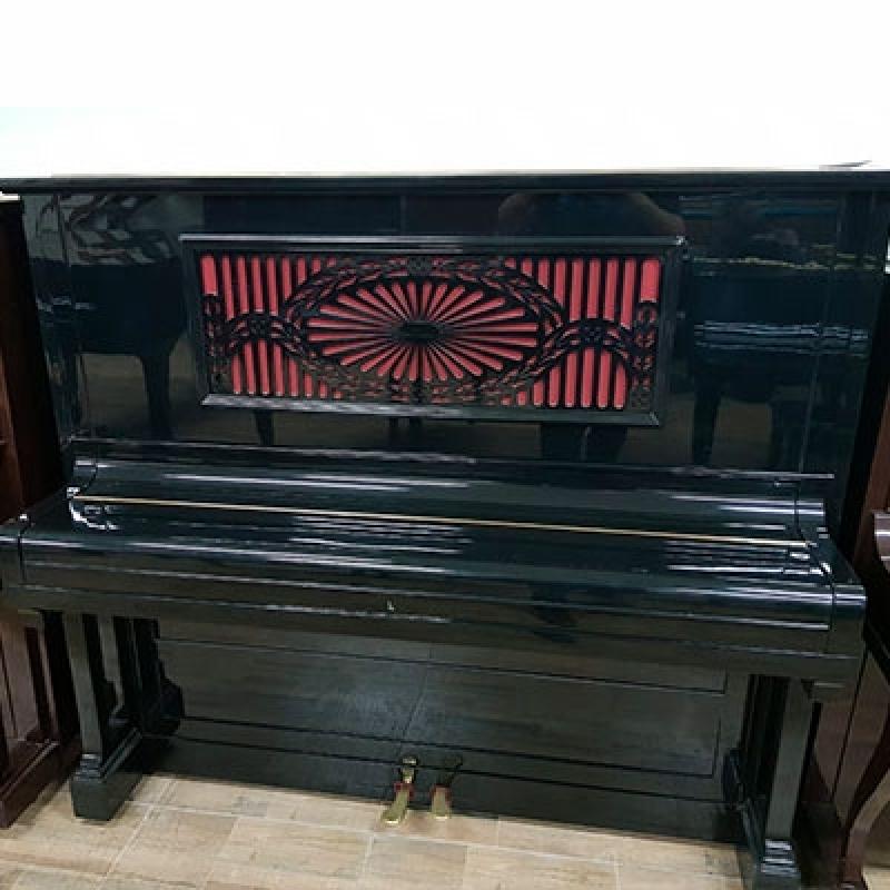 Pianos Alemães Usados Sumaré - Piano Vertical Acústico Usado