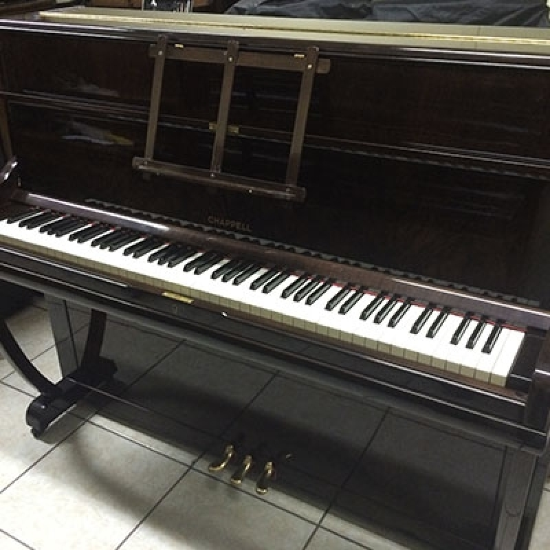 Pianos Antigos Acústicos de Madeira Planalto Paulista - Piano de Madeira Acústico