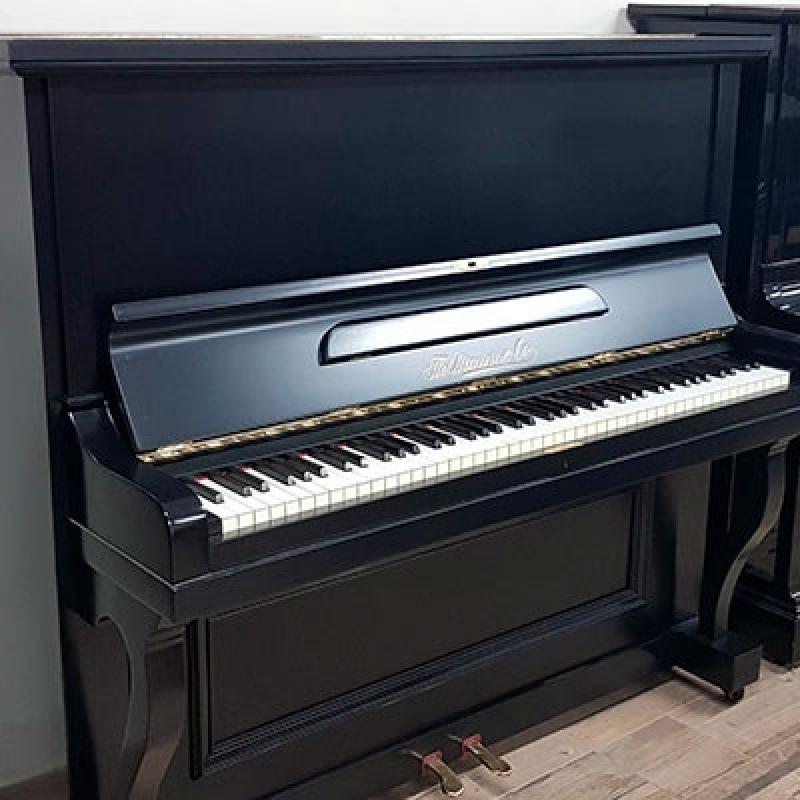 Pianos Cauda Usados Alemães Vila Gumercindo - Piano Acústico Madeira Usado