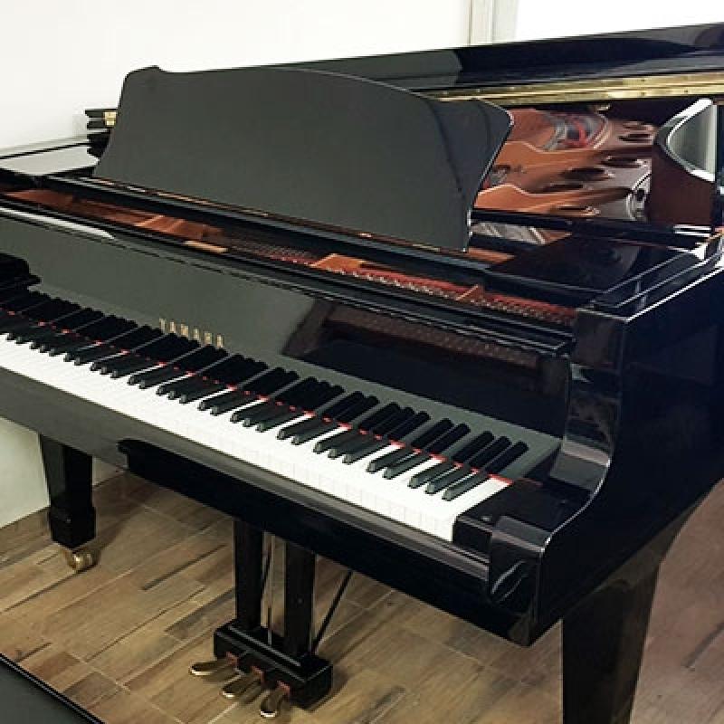 Pianos Caudas Inteiras Bom Retiro - Piano de Meia Cauda