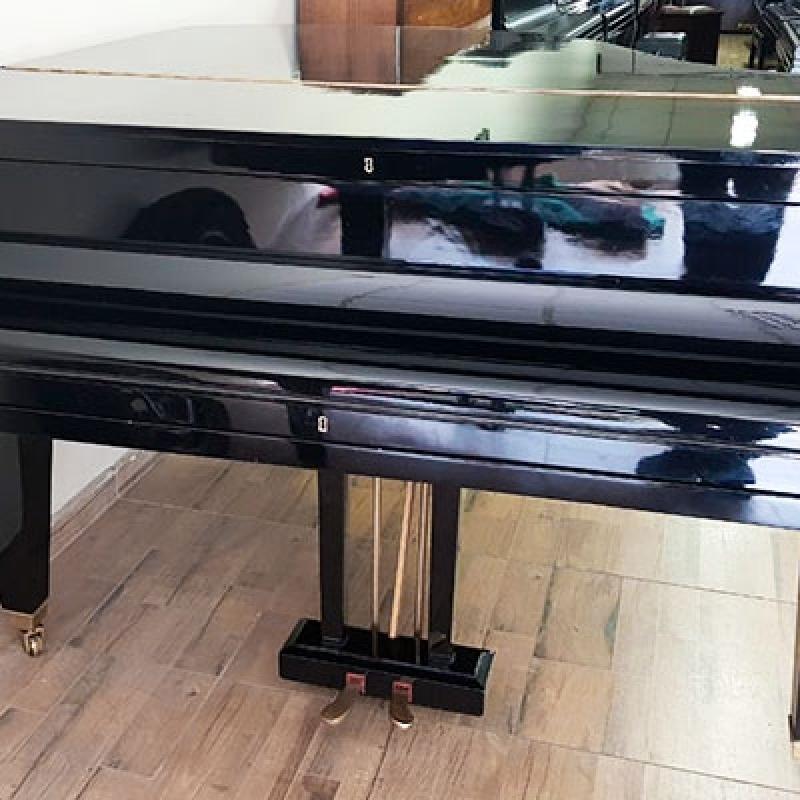 Pianos de Cauda de Parede Anália Franco - Piano Cauda Branco