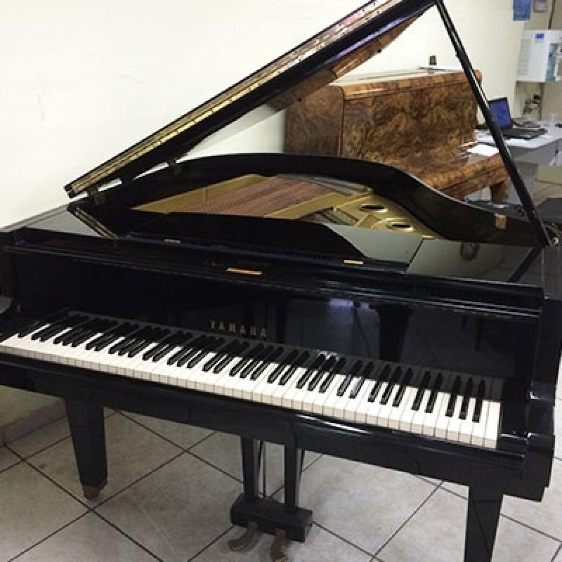 Pianos Usados de Cauda Chácara Santo Antônio - Piano Usado