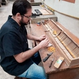 conserto de piano clássico Casa Verde