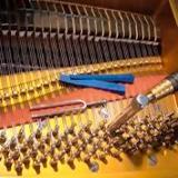 empresas que fazem conserto de piano de madeira Vila Prudente