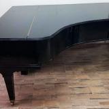 locação de piano de cauda preto Água Espraiada