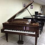 loja de piano usado de cauda Jockey Club