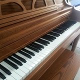 onde compro piano de madeira acústico Vila Regente Feijó