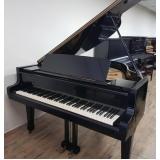 piano acústico clássico valores Água Espraiada