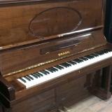 piano de madeira acústico