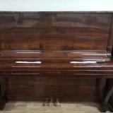 pianos acústicos madeira usados Santana