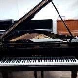 pianos de meia cauda Glicério