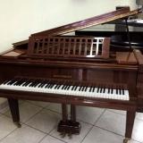 piano de cauda usado
