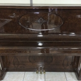 piano usado antigo