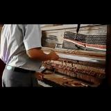quem faz piano acústico de armário Jardim São Paulo