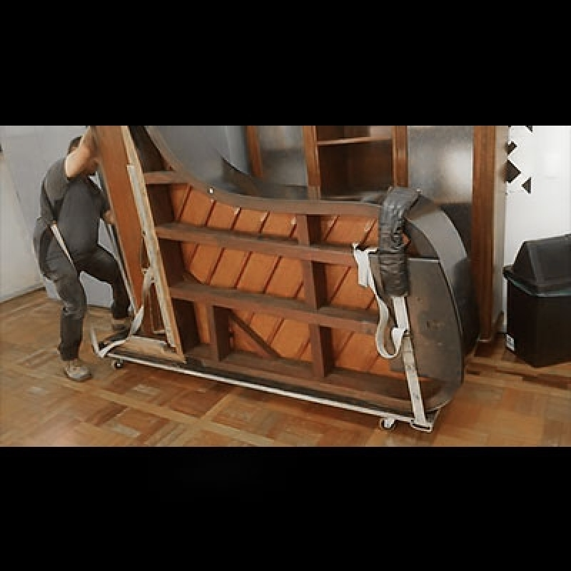 Transporte de Piano de Cauda Pompéia - Transporte de Piano Cauda