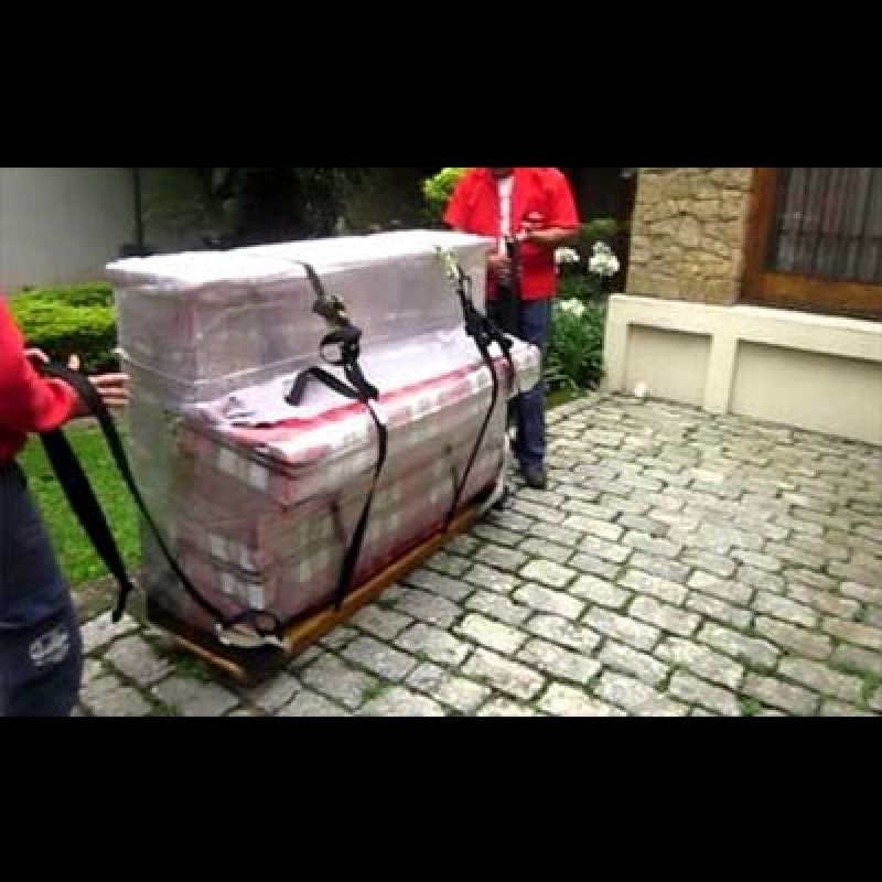 Transporte para Mudança de Piano Cachoeirinha - Transporte Mudança Piano